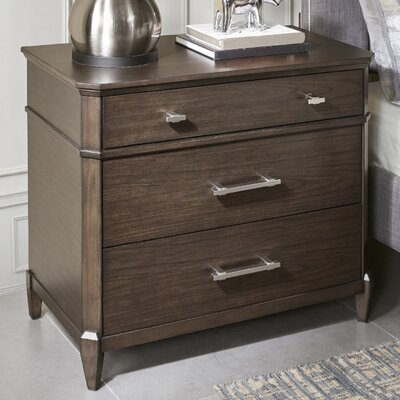 Baxter 3 Drawers Bachelors Chest