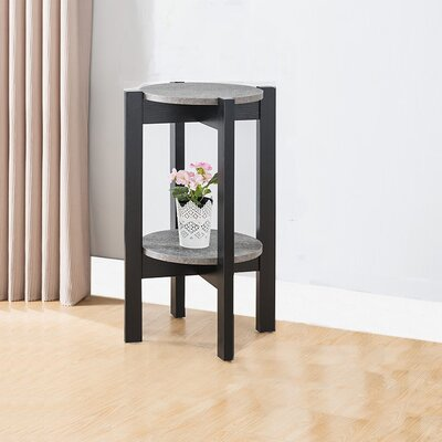 Vytis Small Plant Stand End Table