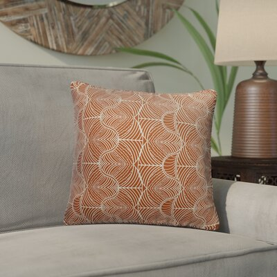 Dillon Indoor/Outdoor Throw Pillow Size: 18 x 18