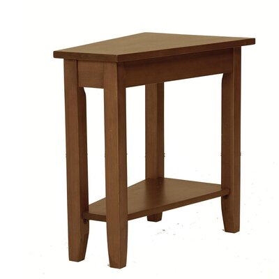 Seger Angled End Table