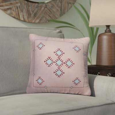 Rancho Mirage Indoor/Outdoor Throw Pillow Size: 18 H x 18 W