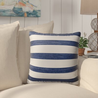 Madyson Burlap Indoor/Outdoor Pillow Size: 18 H x 18 W x 5 D