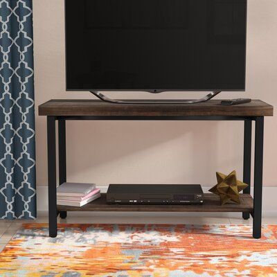 Hayles 48 TV Stand Color: Brown