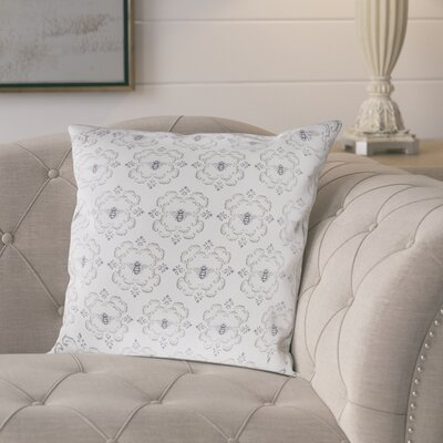 Rizzi 100% Cotton Throw Pillow