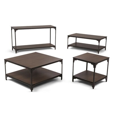 Nantucket 4 Piece Coffee Table Set
