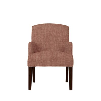 Trilby Upholstered Dining Chair Upholstery: Red/Coral