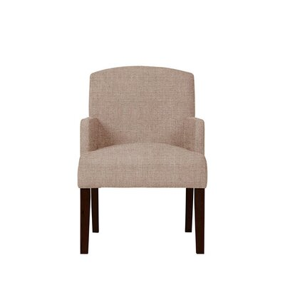 Trilby Upholstered Dining Chair Upholstery: Light Pink/Moss Rose