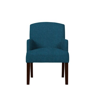 Trilby Upholstered Dining Chair Upholstery: Light Blue