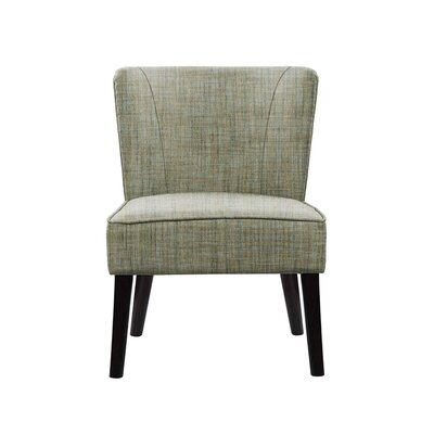 Trisler Slipper Chair Upholstery: Gray
