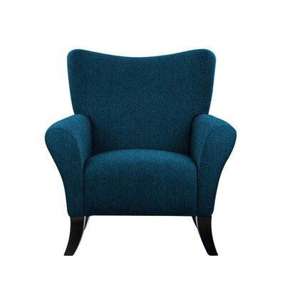 Troche Armchair Upholstery: Dark Blue