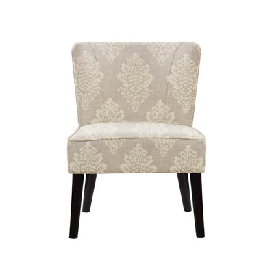 Trisler Slipper Chair Upholstery: Prey Fabric Taupe
