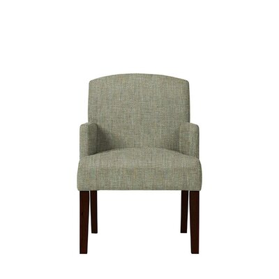 Trilby Upholstered Dining Chair Upholstery: Gray