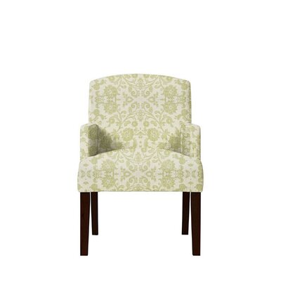 Trilby Upholstered Dining Chair Upholstery: Irene Fabric Beige/Off White