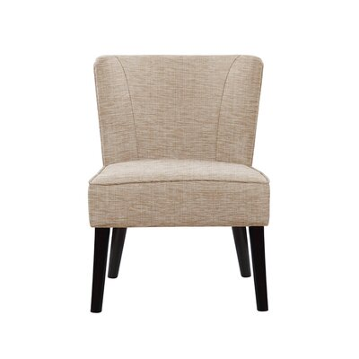 Trisler Slipper Chair Upholstery: Beige