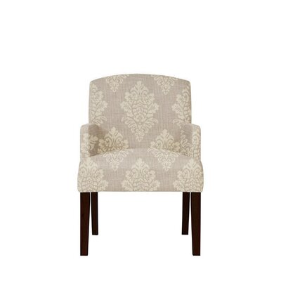 Trilby Upholstered Dining Chair Upholstery: Prey Fabric Taupe