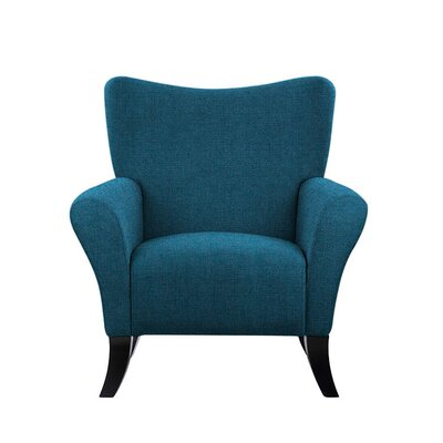 Troche Armchair Upholstery: Light Blue
