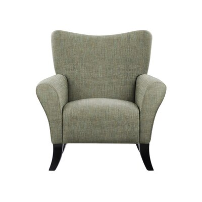 Troche Armchair Upholstery: Gray