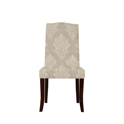 Trinity Place Upholstered Dining Chair Upholstery: Prey Fabric Taupe