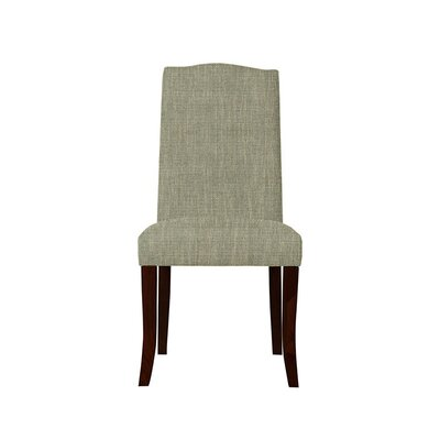 Trinity Place Upholstered Dining Chair Upholstery: Gray