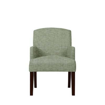 Trilby Upholstered Dining Chair Upholstery: Blue