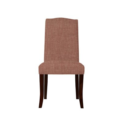 Trinity Place Upholstered Dining Chair Upholstery: Red/Coral