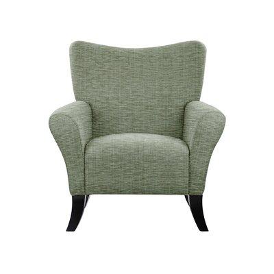 Troche Armchair Upholstery: Blue