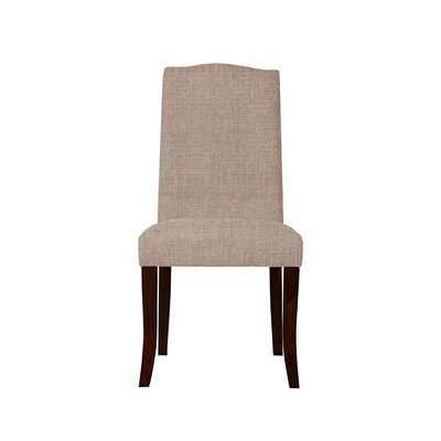 Trinity Place Upholstered Dining Chair Upholstery: Light Pink/Moss Rose