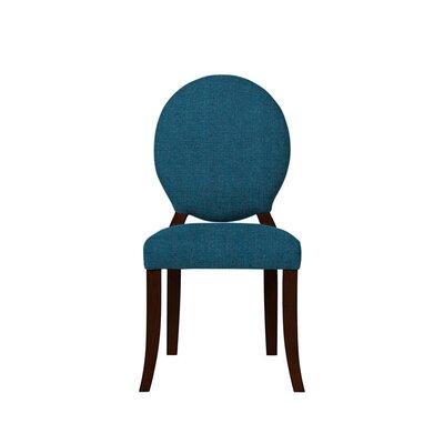 Tristen Upholstered Dining Chair Upholstery: Light Blue