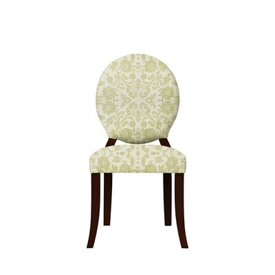 Tristen Upholstered Dining Chair Upholstery: Irene Fabric Beige/Off White