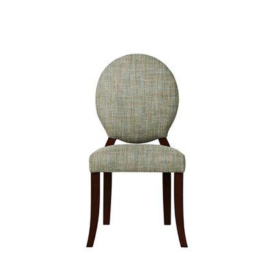Tristen Upholstered Dining Chair Upholstery: Gray