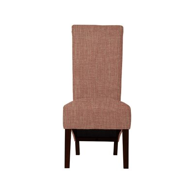 Trollinger Upholstered Dining Chair Upholstery: Red/Coral