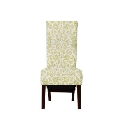 Trollinger Upholstered Dining Chair Upholstery: Irene Fabric Beige/Off White