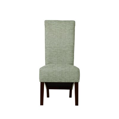 Trollinger Upholstered Dining Chair Upholstery: Blue