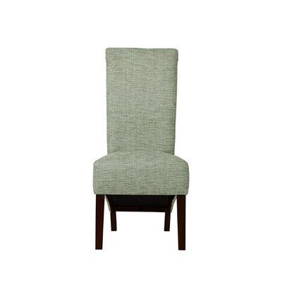 Trollinger Upholstered Dining Chair Upholstery: Blue