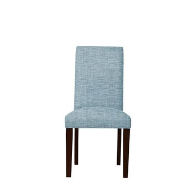 Tribeca Upholstered Dining Chair Upholstery: Gray