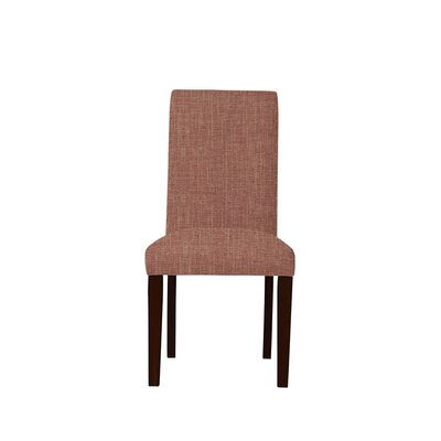 Tribeca Upholstered Dining Chair Upholstery: Red/Coral