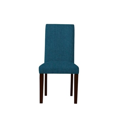Tribeca Upholstered Dining Chair Upholstery: Light Blue