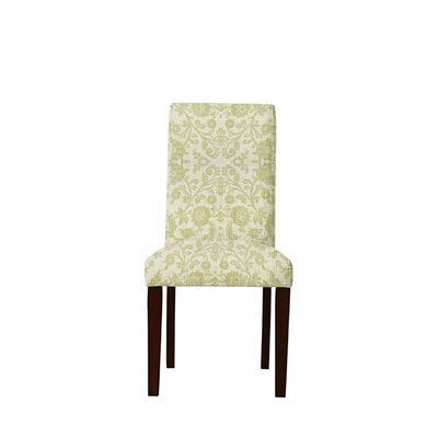 Tribeca Upholstered Dining Chair Upholstery: Irene Fabric Beige/Off White