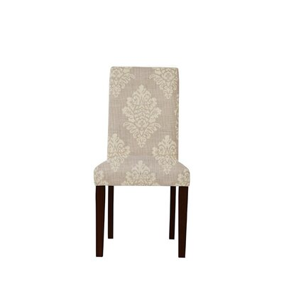 Tribeca Upholstered Dining Chair Upholstery: Prey Fabric Taupe