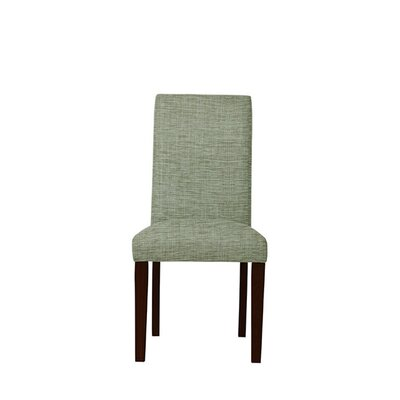 Tribeca Upholstered Dining Chair Upholstery: Blue
