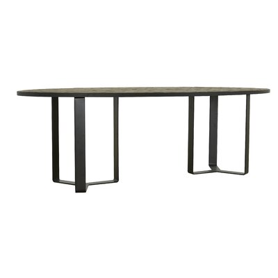 Bergin Oval Dining Table