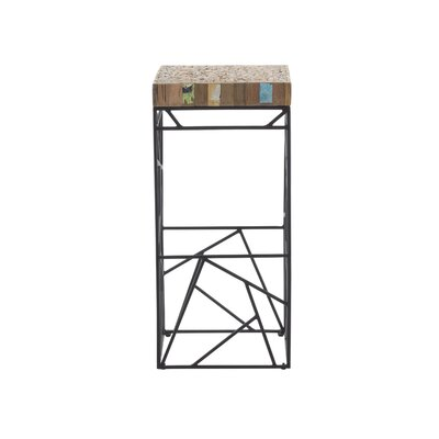 Middletown Bar Stool Color: Black