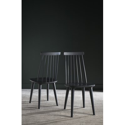 Clarence Side Chair Finish: Grey