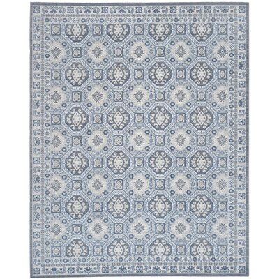 Harwood Gray Area Rug Rug Size: Rectangle 8 x 10