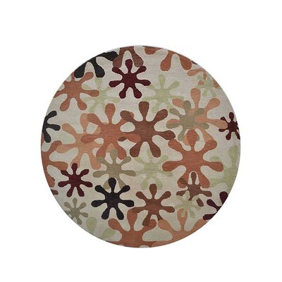 Johansson Hand-Tufted Cream Area Rug