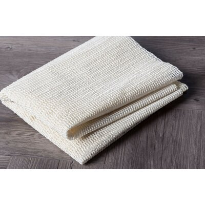 Comfort Grip Multi Purpose Non Slip Premium Floor Safe Rug Pad Rug Pad Size: Rectangle 2 x 3