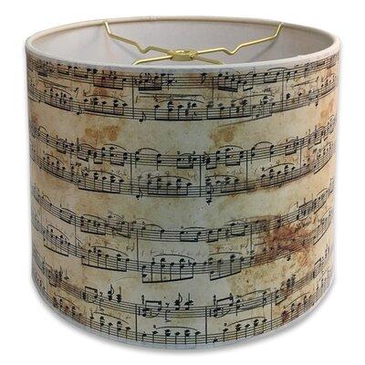 Modern Trendy Decorative Handmade 10 Paper Drum Lamp Shade