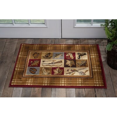 Clifford Brown Area Rug Rug Size: Rectangle 2 x 3