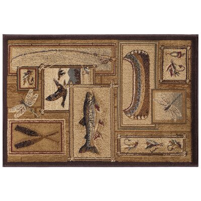 Irving Ivory Area Rug Rug Size: Rectangle 2 x 3