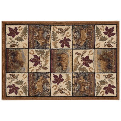 Blake Beige Area Rug Rug Size: Rectangle 2 x 3